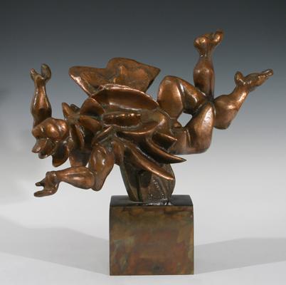 Manuel Izquierdo Maquettes And Small Sculptures Gallery