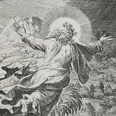 Holy Beauty: Northern Renaissance Prints Discovered in an Early English Bible