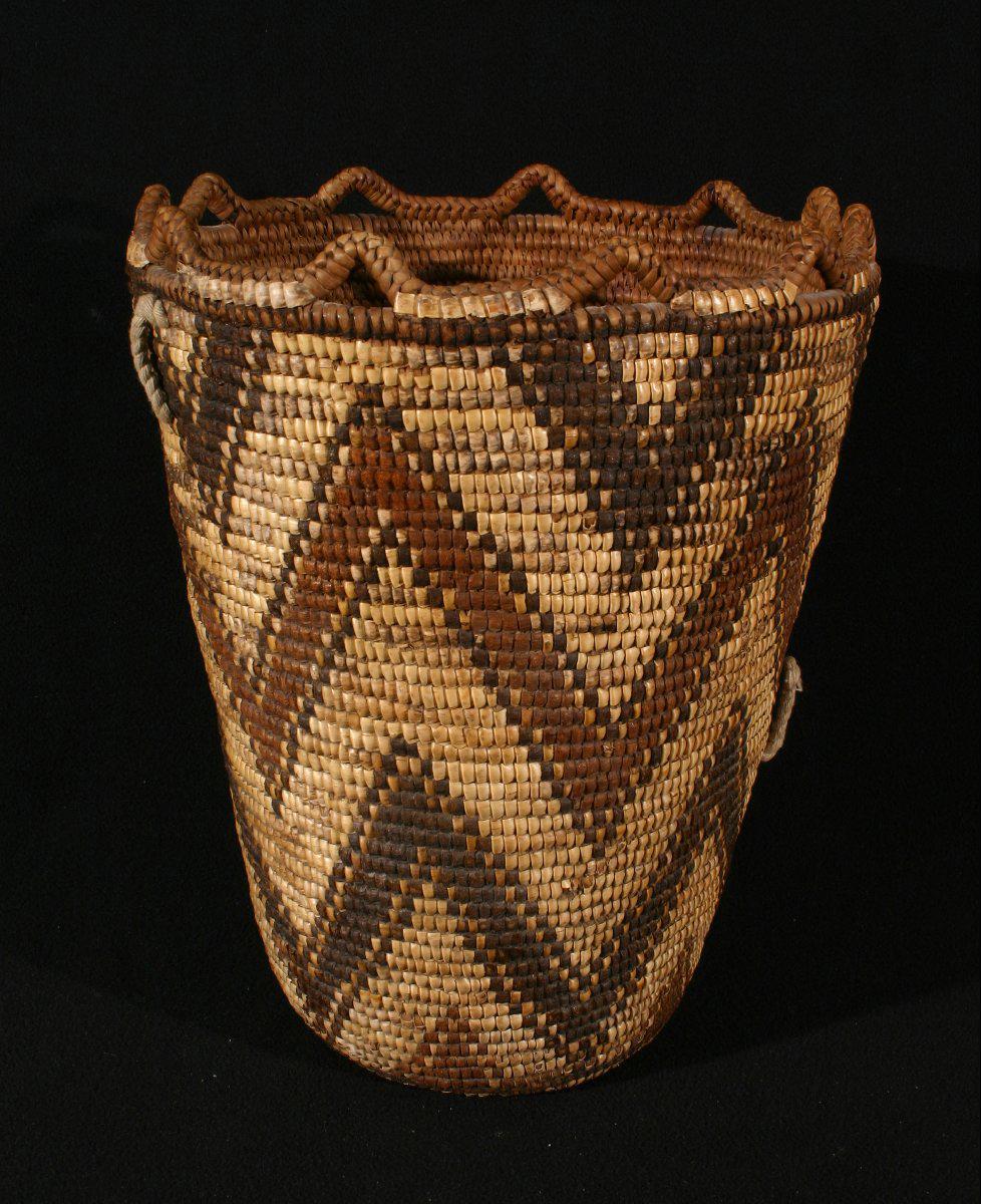 Unkown artist, Basket