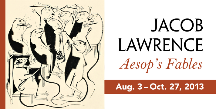 Jacob Lawrence: Aesop's Fables