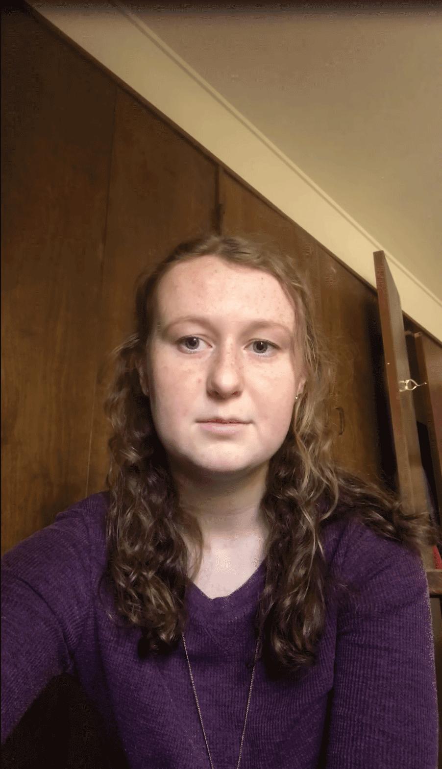 Lacey Jones - Psychology - 2021