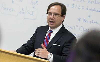 Professor David Friedman
