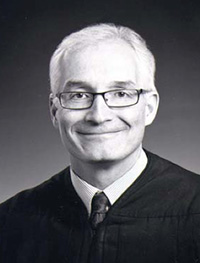 Judge Trevor Stephens
