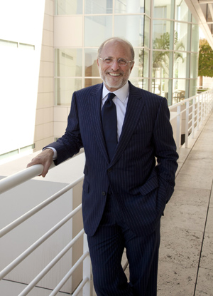 James Cuno '73, President and CEO, J. Paul Getty Trust