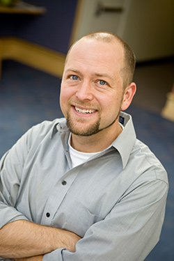 Chris Smith, assistant biology professor
