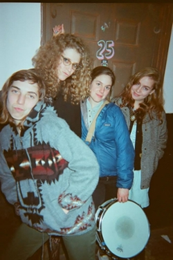Chastity Belt (photo courtesy of Chastity Belt)