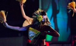 Dancing is one way in which the Hawaiian culture will be shared with the Willamette community during the lu'au April 26.