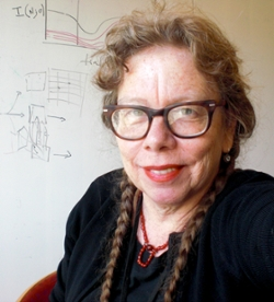 Lynda Barry, cartoonist and author