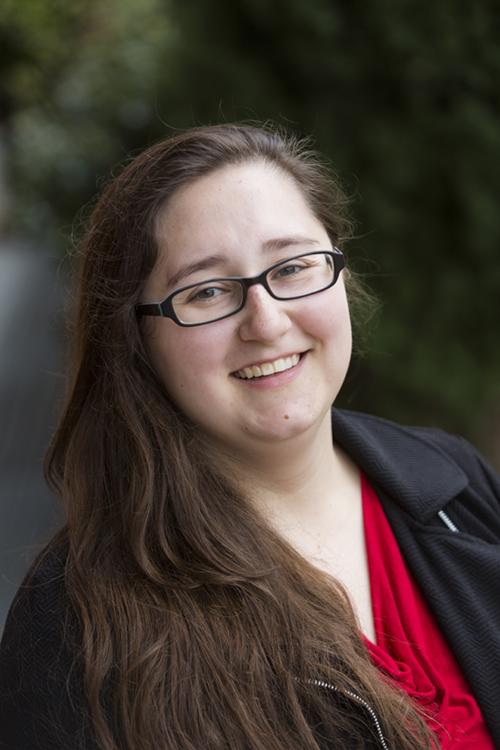 Willamette Law graduate Lauren Sharkey