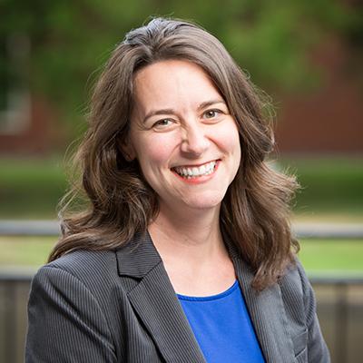 Career Services Director Mandy Devereux