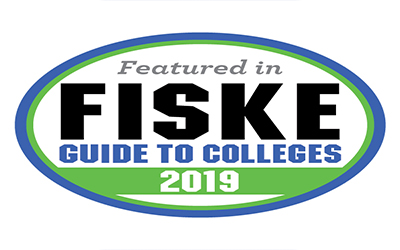 Featured in Fiske Guide to Colleges logo