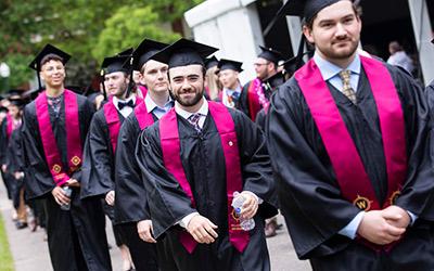 College of Liberal Arts graduates