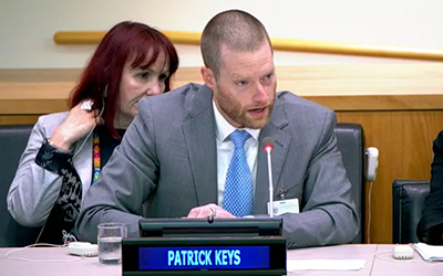 Pat Keys '05