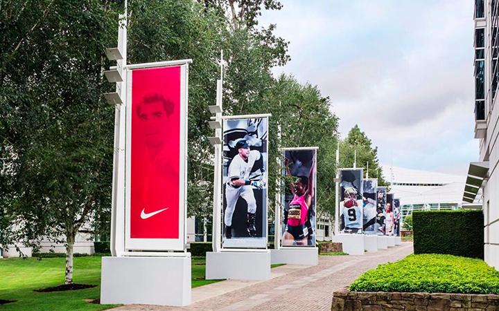 Nike campus