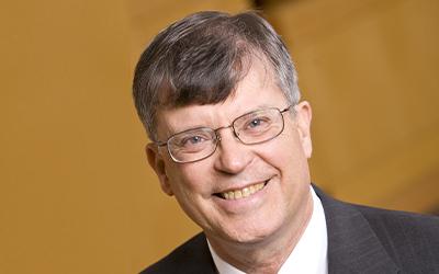Professor Ed Harri headshot