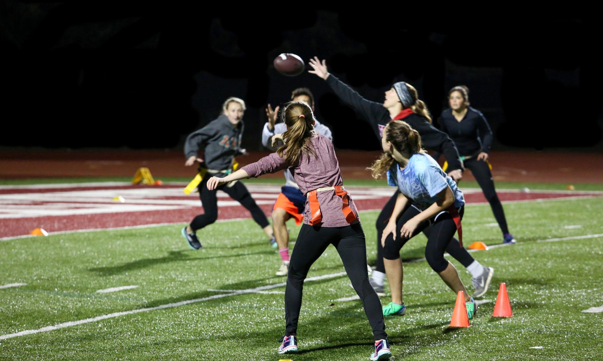 Campus Recreation Intramural Sports