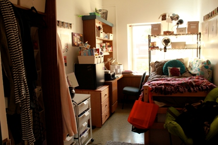 Kaneko Commons Dorm Rooms