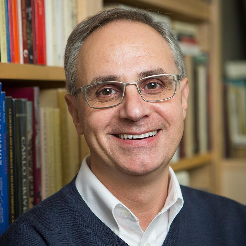 Professor Ricardo De Mambro Santos