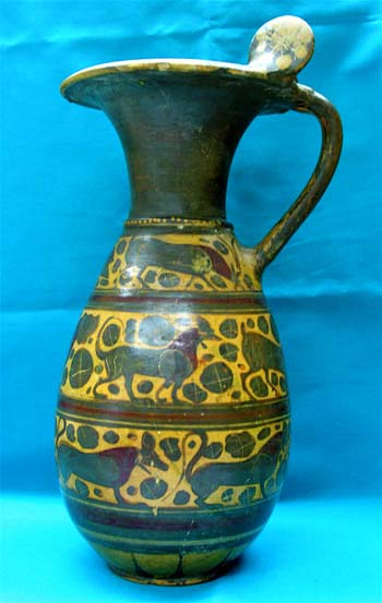Classics: Etrusco-Corinthian Olpe