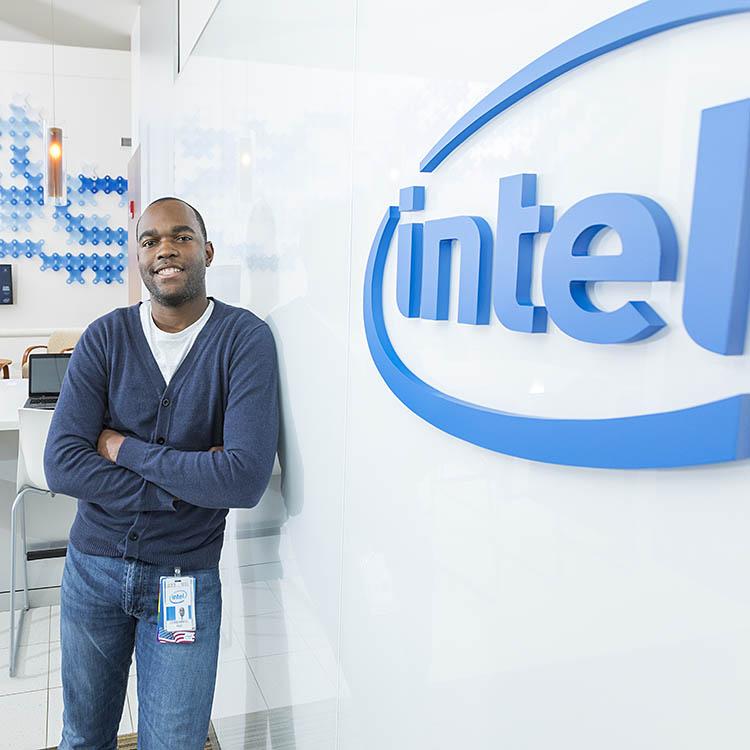 CorDarryl Hall at Intel