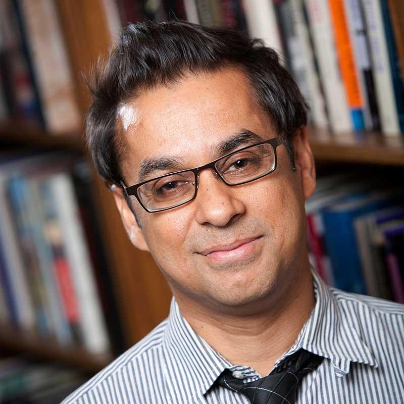 Image of Sammy Basu, Ph.D., Princeton University